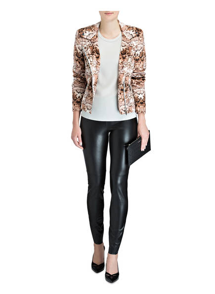 CAMBIO Leggings RANDA in Lederoptik
