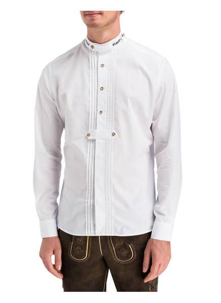 Trachtenhemd Wiesnkönig Dunkelgrün Weiss Wiesnkönig Trachtenhemd vppUx