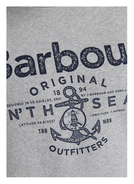 Barbour Sweatshirt DENEMOUTH