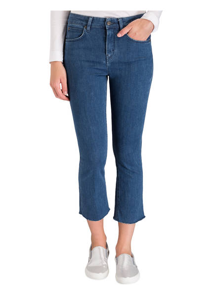 DRYKORN Cropped-Jeans BYEBYE