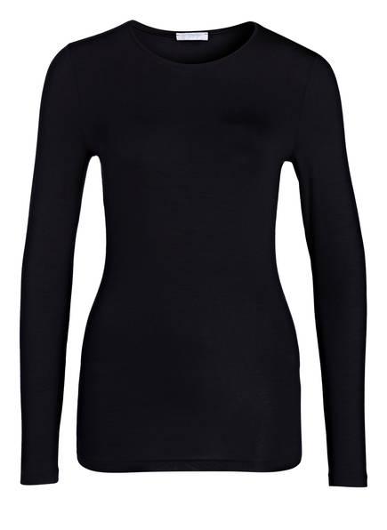 HANRO Shirt SOFT TOUCH, Farbe: SCHWARZ (Bild 1)