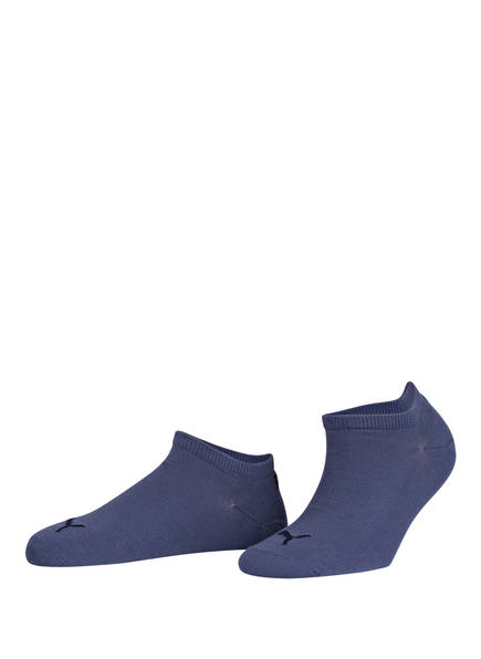 PUMA 3er-Pack Sneakersocken, Farbe: 532 MARINE/WEISS/BLAU (Bild 1)