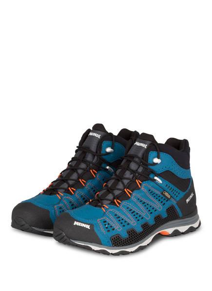 MEINDL Outdoor-Schuhe X-SO 70 MID GTX, Farbe: BLAU/ SCHWARZ (Bild 1)