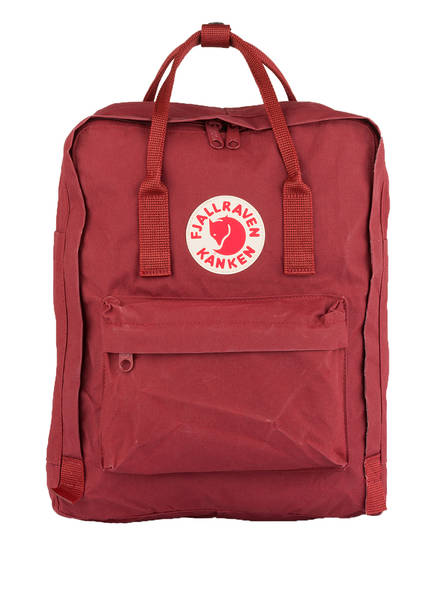 FJÄLLRÄVEN Rucksack KANKEN 16 l, Farbe: OX RED (Bild 1)