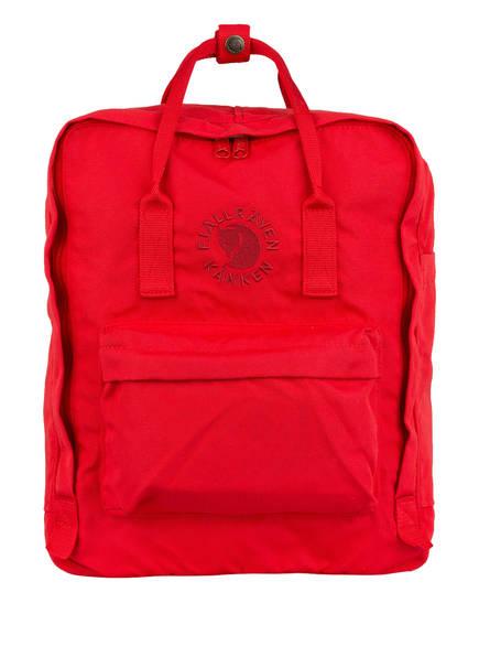 FJÄLLRÄVEN Rucksack RE-KANKEN 16 l, Farbe: 320 RED (Bild 1)