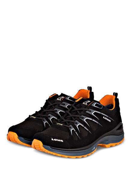 LOWA Outdoor-Schuhe INNOX EVO GTX , Farbe: SCHWARZ/ ORANGE (Bild 1)