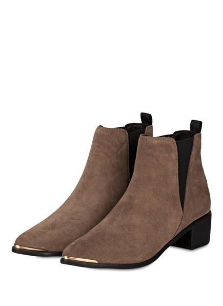 Buffalo Chelsea-Boots, Farbe: TAUPE (Bild 1)