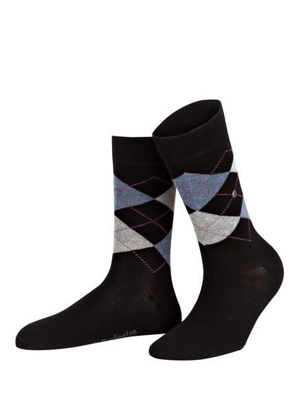 Burlington 2er-Pack Socken EVERYDAY MIX, Farbe: 3000 BLACK (Bild 1)