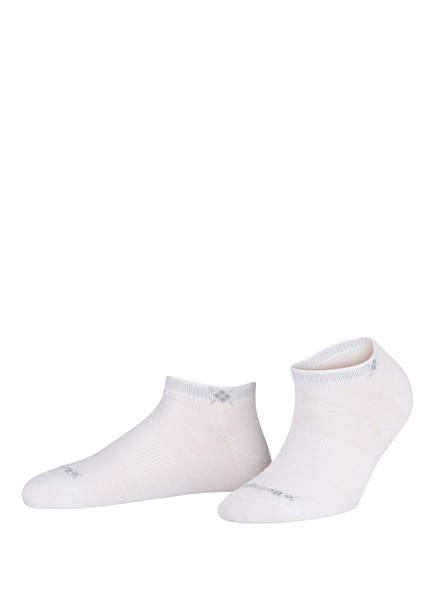 Burlington 2er-Pack Sneakersocken EVERYDAY, Farbe: 2000 WHITE (Bild 1)