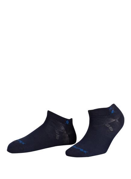 Burlington 2er-Pack Sneakersocken EVERYDAY, Farbe: 6120 MARINE (Bild 1)