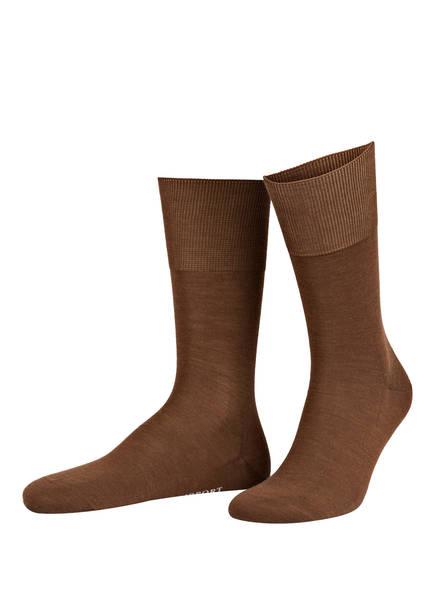 FALKE Socken AIRPORT, Farbe: 5536 DEER (Bild 1)