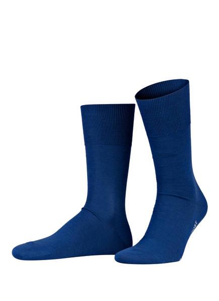 FALKE Socken AIRPORT, Farbe: 6055 SAPPHIRE (Bild 1)