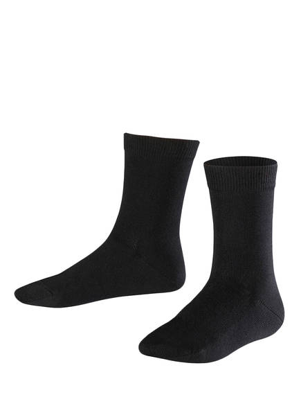 FALKE Socken  FAMILY, Farbe: BLACK (Bild 1)