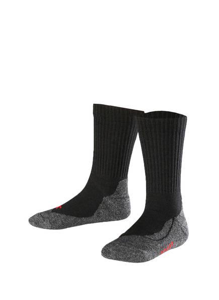 FALKE Socken ACTIVE WARM, Farbe: 3000 BLACK (Bild 1)