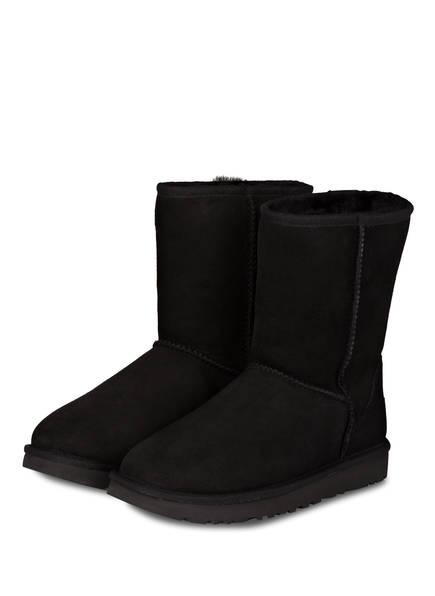 UGG Boots CLASSIC SHORT II, Farbe: BLACK (Bild 1)