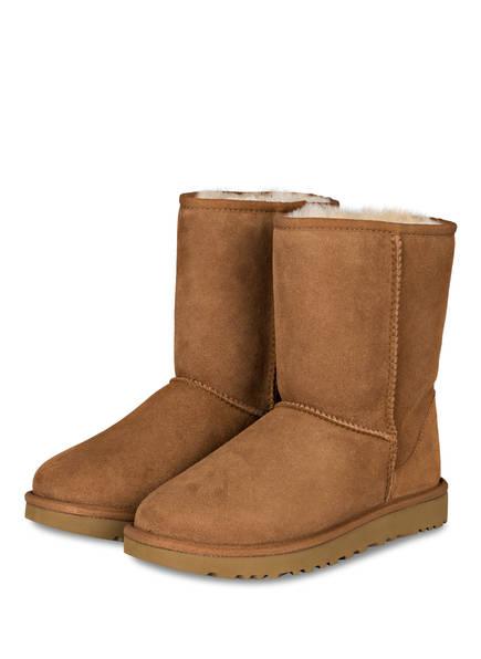 UGG Boots CLASSIC SHORT II, Farbe: CHESTNUT (Bild 1)