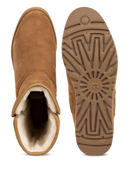 UGG Fell-Boots MICHELLE <br>           gef&uuml;ttert
