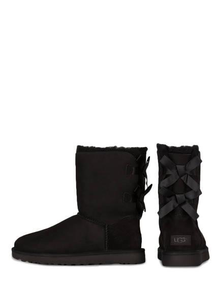 UGG Fell-Boots BAILEY BOW II<br>          gef&uuml;ttert