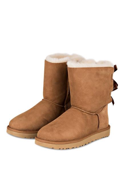 Ugg Boots Bailey Bow Ii braun