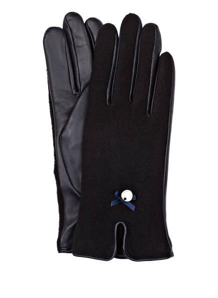MARCCAIN Handschuhe im Materialmix