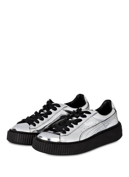 PUMA Sneaker BASKET PLATFORM
