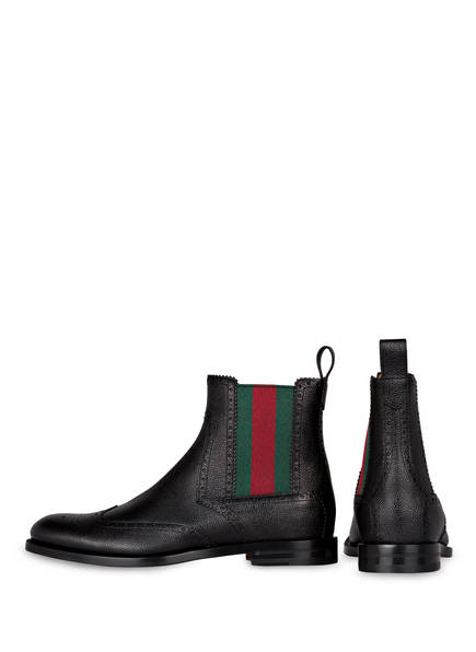 GUCCI Chelsea-Boots