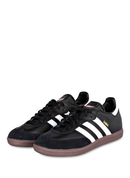 adidas Sneaker SAMBA, Farbe: SCHWARZ (Bild 1)