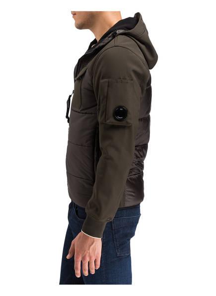 C.P. COMPANY Softshell-Jacke im Materialmix