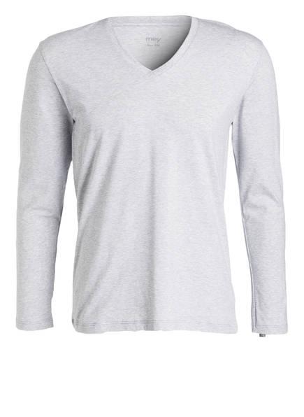mey Lounge-Shirt, Farbe: GRAU MELIERT (Bild 1)