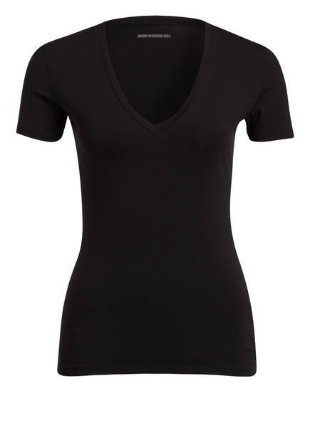 DRYKORN T-Shirt LINARA, Farbe: SCHWARZ (Bild 1)