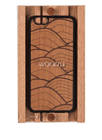 WOOD'D iPhone-H&uuml;lle MAHOGANY HILLS<br>         f&uuml;r iPhone 6/ 6s