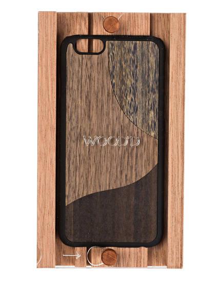 WOOD'D iPhone INLAY WALNUT<br>         f&uuml;r iPhone 6/ 6s