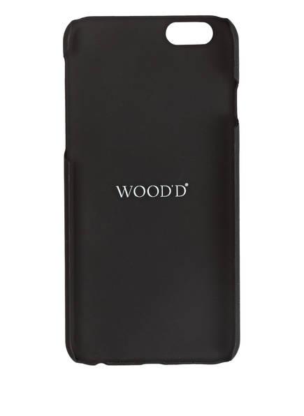 WOOD'D iPhone-H&uuml;lle VORTEX<br>       f&uuml;r iPhone 6/ 6s
