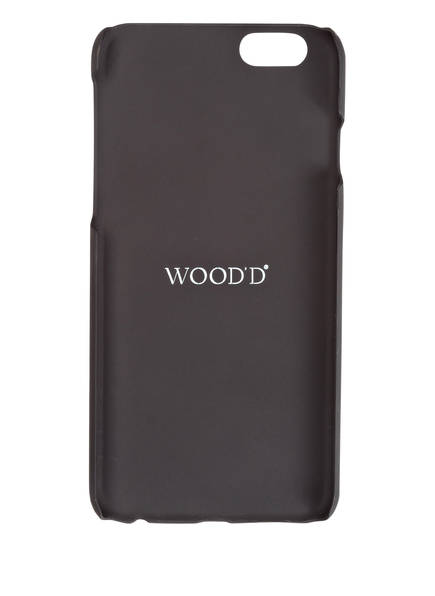 WOOD'D iPhone-H&uuml;lle CAMOUFLAGE <br>       f&uuml;r iPhone 6/ 6s