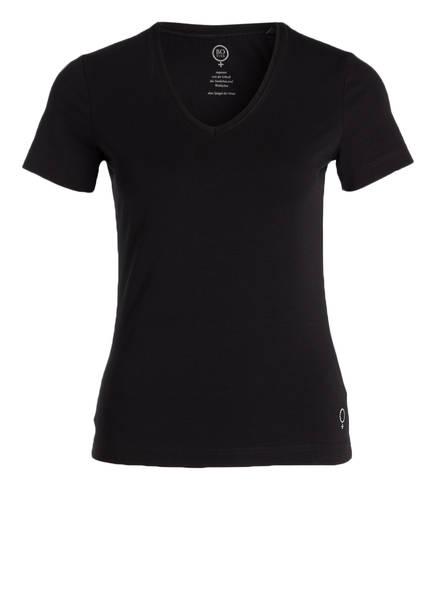 BOVIVA T-Shirt , Farbe: SCHWARZ (Bild 1)