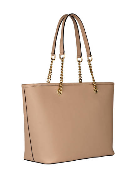 MICHAEL KORS Saffiano-Shopper JET SET TRAVEL CHAIN