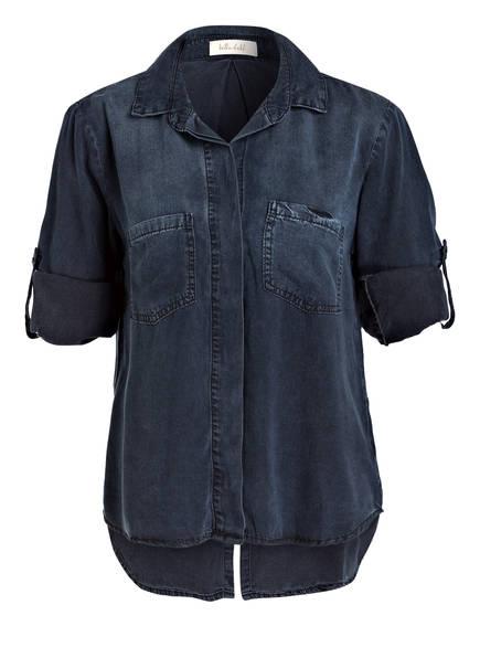 bella dahl Jeansbluse, Farbe: DUNKELBLAU (Bild 1)