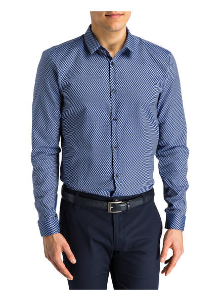 HUGO Hemd DICE Slim-Fit