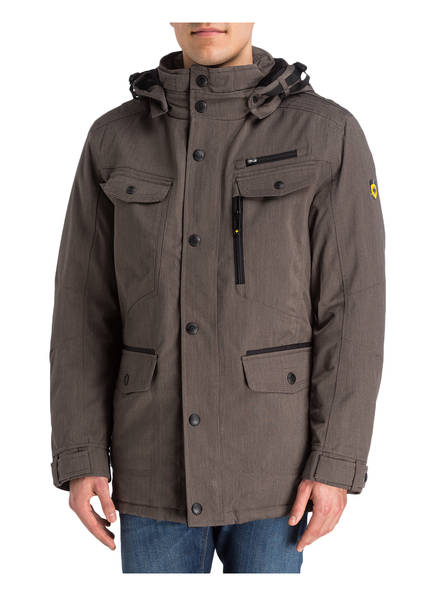 WELLENSTEYN Jacke CHESTER