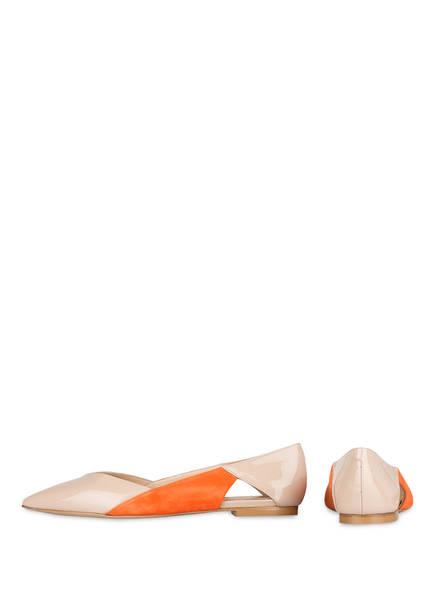 HUGO Cut-Out-Ballerinas GWEN