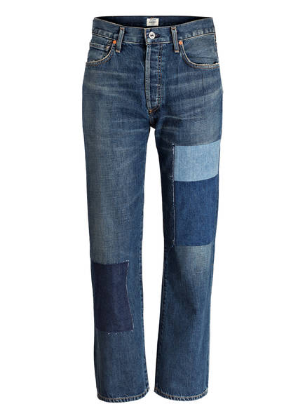 Humanity Of Midblue Mit jeans Sffl Girlfriend Patches Citizens 4Sgqx5q