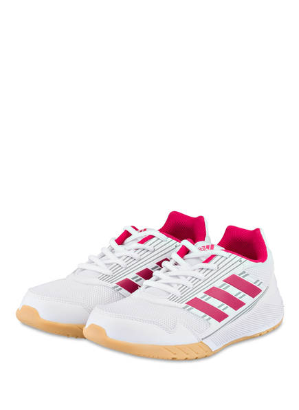 adidas Laufschuhe ALTARUN, Farbe: WEISS/ PINK (Bild 1)