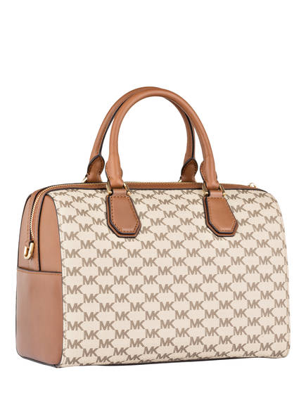 MICHAEL KORS Bowling-Bag PATCHES