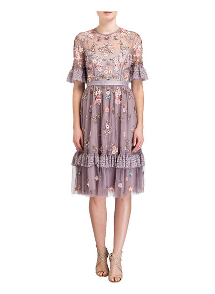 needle & thread Paillettenbesetztes Kleid DITSY