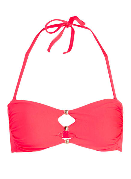 CYELL Bandeau-Bikini-Top ESSENTIALS ASRA, Farbe: PINK (Bild 1)