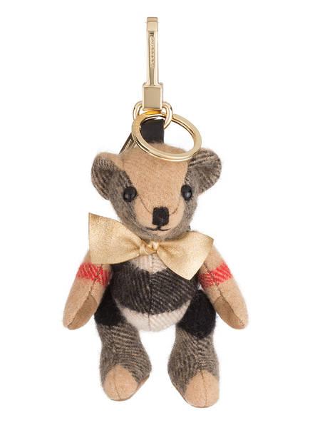 BURBERRY Schlüssel- und Taschenanhänger aus Cashmere
