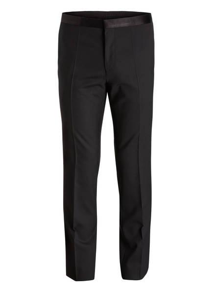 HUGO Smoking-Hose HETON S Extra Slim Fit, Farbe: 001 BLACK (Bild 1)