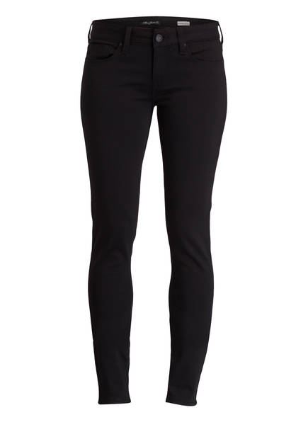 mavi Skinny Jeans ADRIANA, Farbe: BLACK (Bild 1)