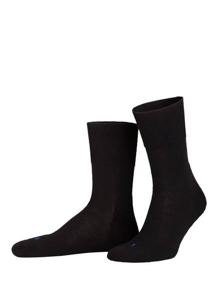 FALKE 3er-Pack Socken RUN, Farbe: 3000 BLACK (Bild 1)