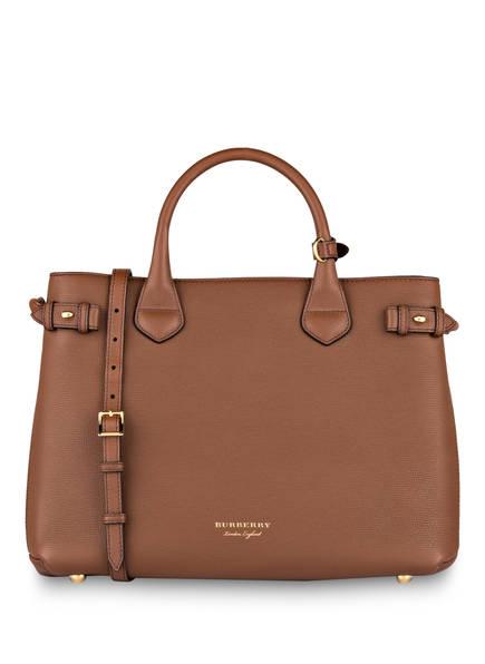 BURBERRY Handtasche , Farbe: HOUSE CHECK/ HELLBRAUN (Bild 1)
